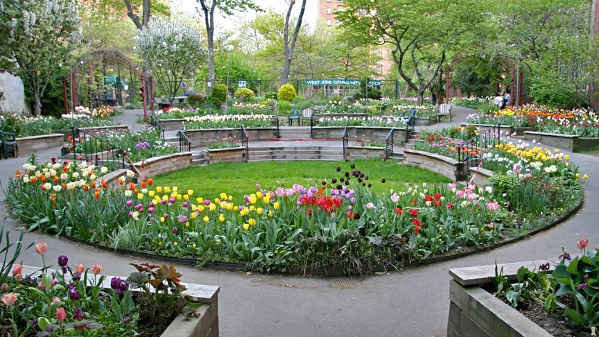 Huertos y jardines urbanos
